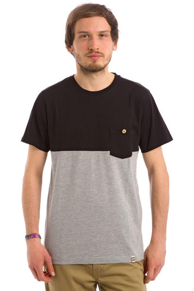 SK8DLX Mojave T-Shirt (black grey heather)