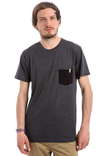 SK8DLX Delano T-Shirt (dark grey heather)