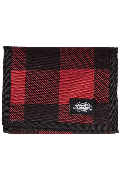 Dickies Crescent Bay Wallet (red)