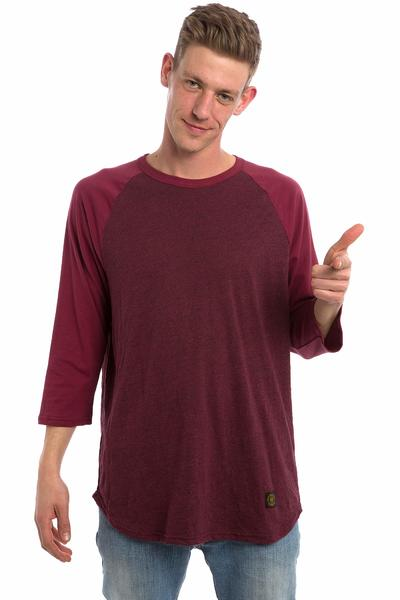 HUF Standard Issue 3/4 Longsleeve (wine)