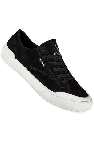 HUF Classic Lo Suede Schuh (black bone)