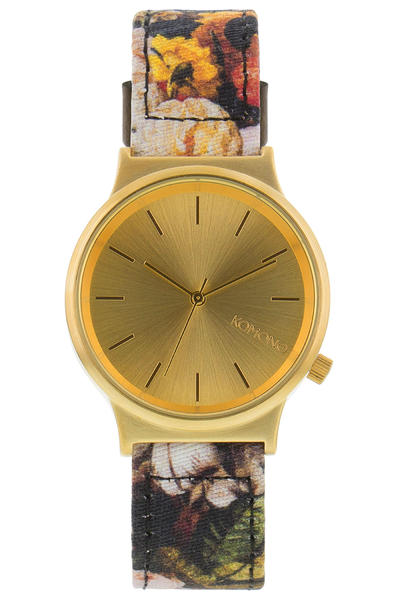Komono Wizard Print Watch (flemish baroque)