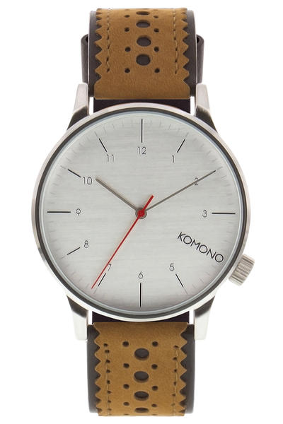 Komono Winston Brogue Watch (macchiato)