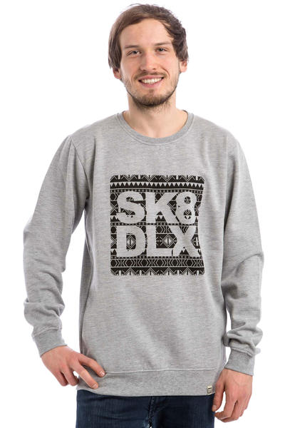 SK8DLX Inka Sweatshirt (grey heather)