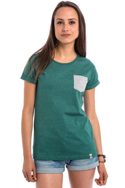 SK8DLX Lanney T-Shirt women (green heather)