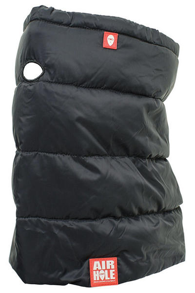 Airhole Insulated Cinch Neckwarmer (black)