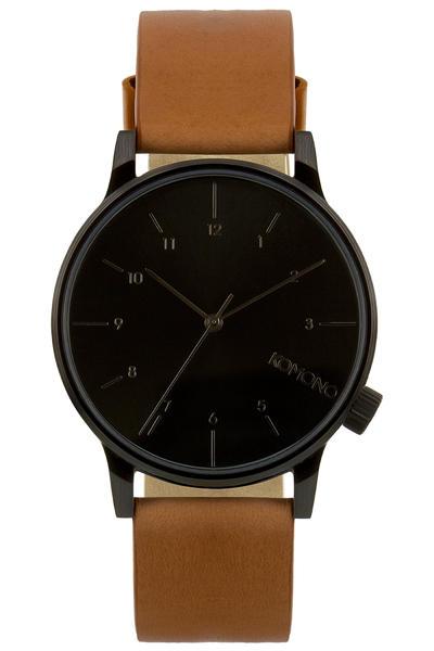 Komono Winston Regal Uhr (cognac)