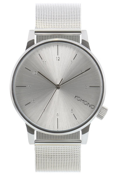 Komono Winston Royale Watch (silver)