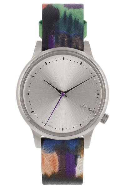 Komono Estelle Aquarelle Uhr women (blue)
