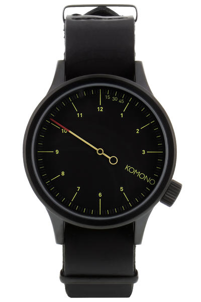 Komono Magnus The One Uhr (black)