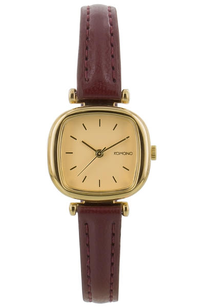 Komono Moneypenny Watch women (gold peach)