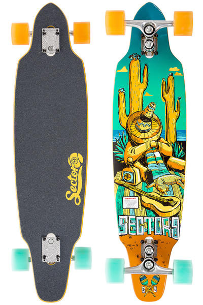 "Sector 9 Tempest 36"" (91,44cm) Complete-Longboard 2015"