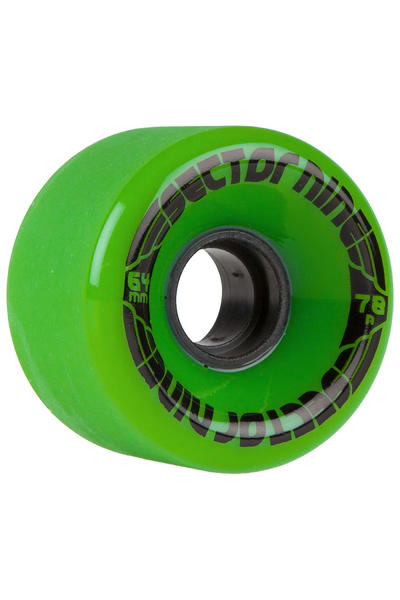 Sector 9 Nineballs 64mm 78A CS Wheel (green) 4 Pack