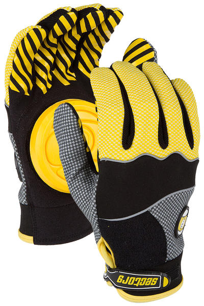 Sector 9 Apex Slide Handschuhe (yellow)