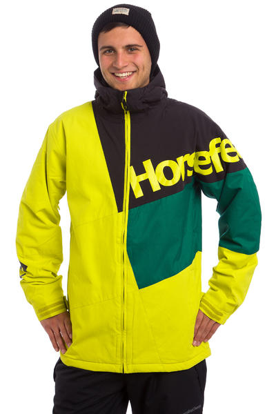 Horsefeathers Pursuit Snowboard Jacket (sulphur)