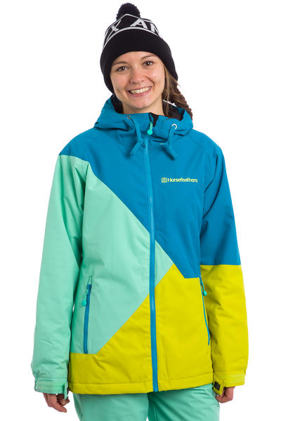 Horsefeathers Veronika Snowboard Jacket women (mint)