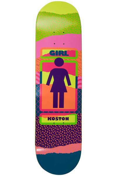"Girl Koston Ripped OG 8.25"" Deck (multi)"