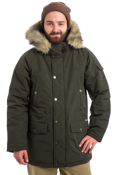 Carhartt WIP Anchorage Jacket (blackforest black)