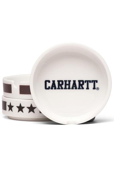 Carhartt WIP Mini Aschenbecher 3er Set (multicolor)