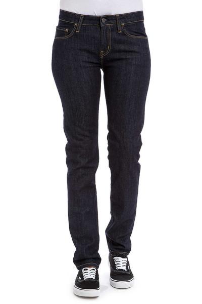 Carhartt WIP Rebel Pant II Colusa Jeans women (blue rinsed)