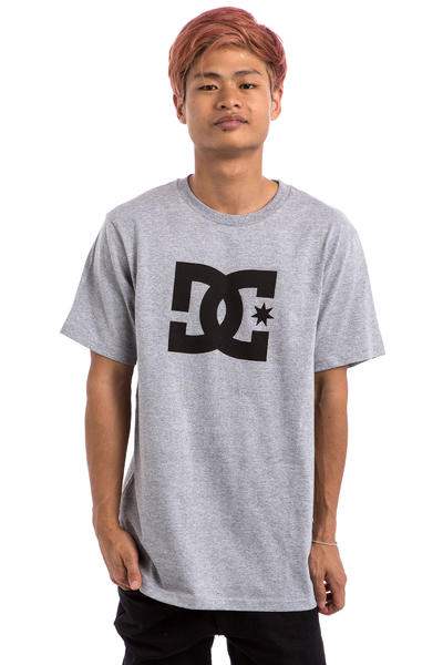 DC Star T-Shirt (heather grey)