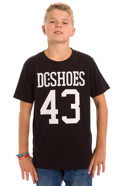 DC Numbers T-Shirt kids (black)