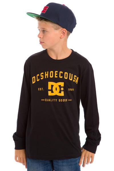 DC Basement Longsleeve kids (black)