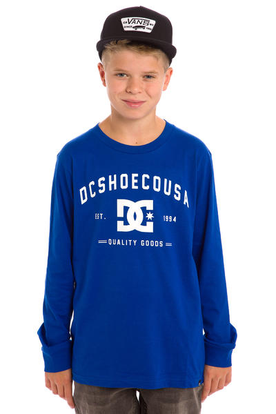 DC Basement Longsleeve kids (surf the web)