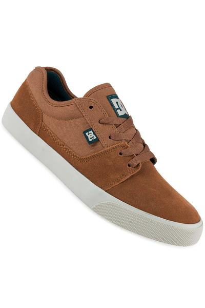 DC Tonik Suede Shoe (brown tan)