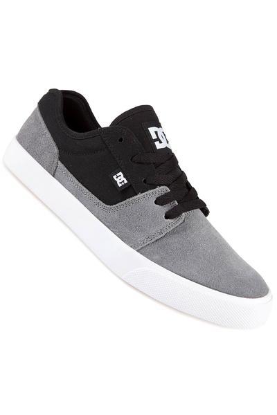 DC Tonik Suede Shoe (grey grey grey)