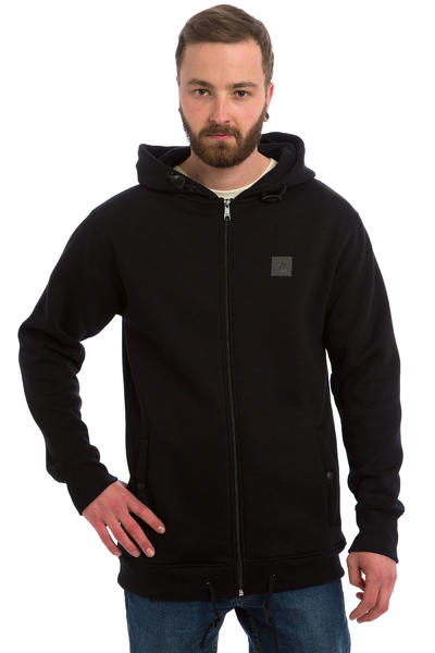 Anuell Callum Zip-Hoodie (black)