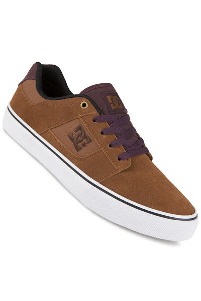 DC Bridge Suede Shoe (coffee)