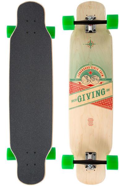 """Longboard Girls Crew LGC 38.9"""" (99cm) Longboard-Complète"""