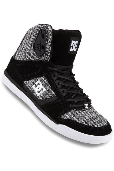 DC Rebound Slim High SE Shoe women (black white)