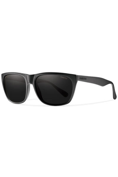 Smith Tioga Sonnenbrille (matte black black)