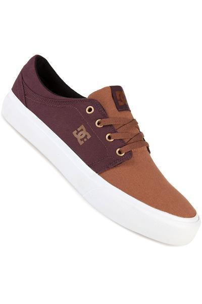 DC Trase TX Shoe (tan red)