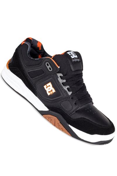 DC Stag 2 JH Shoe (black black orange)