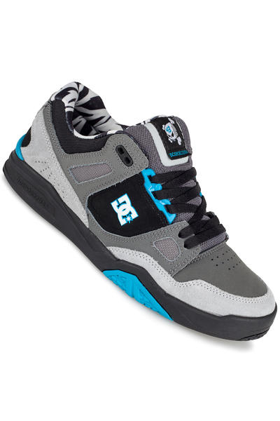 DC Stag 2 KB Shoe (cyan black)