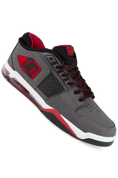 DC Ryan Villopoto Shoe (grey black red)