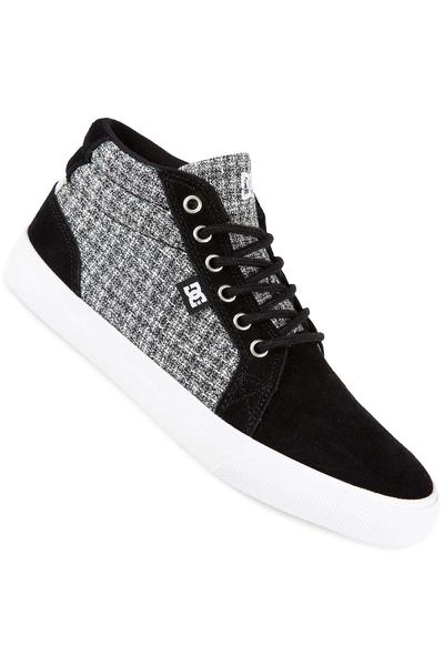 DC Council Mid SE Shoe women (black white grey)