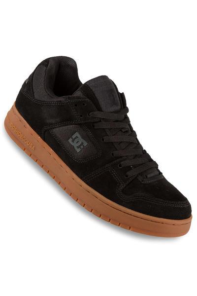 DC Manteca Schuh (black black gum)
