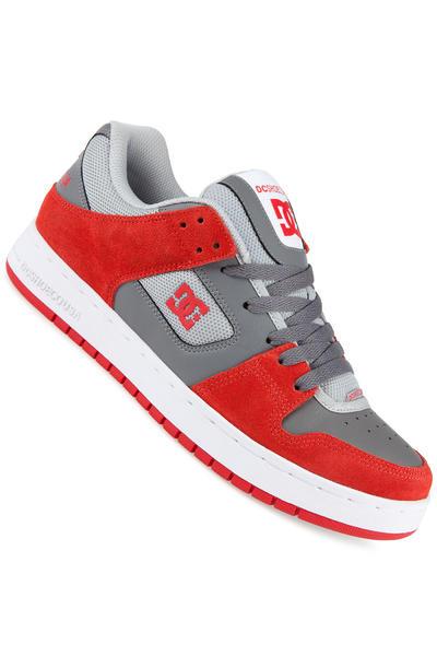 DC Manteca Shoe (red grey)