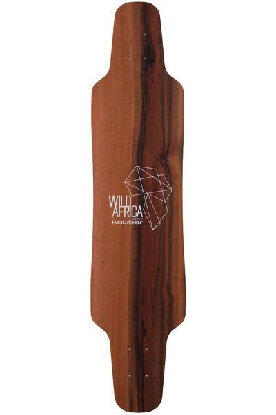 """Kaliber Wild Africa - Büffel 40.9"""" (104cm) Longboard Deck"""