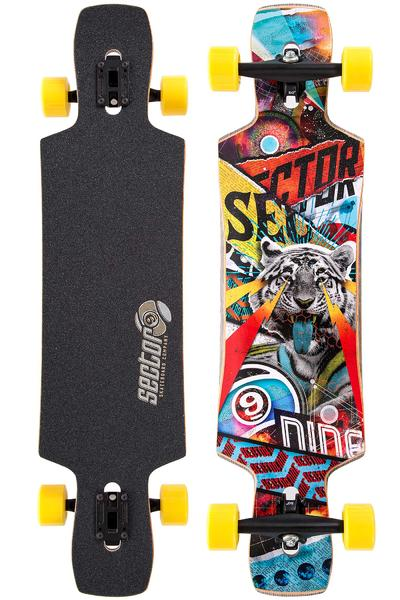 "Sector 9 Static 39.5"" (100,3cm) Complete-Longboard"