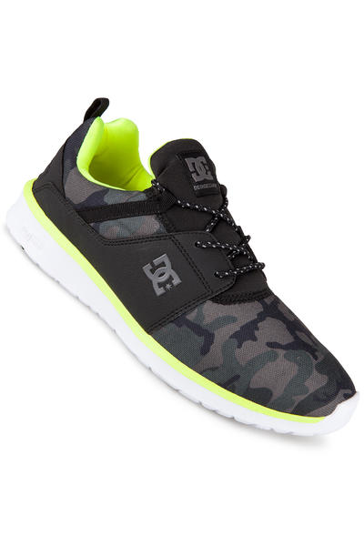 DC Heathrow SE Schuh (black camo)