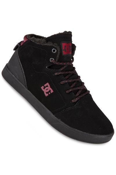 DC Crisis High WNT Shoe kids (black battleship athletic red)