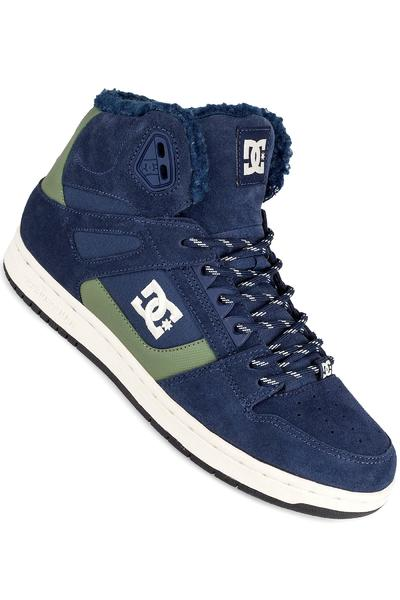 DC Rebound High WNT Suede Schuh women (navy)