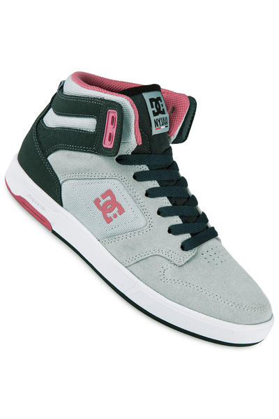 DC Nyjah High SE Shoe women (grey black)