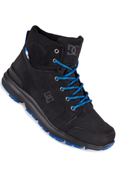 DC Torstein Leather Shoe (black blue)