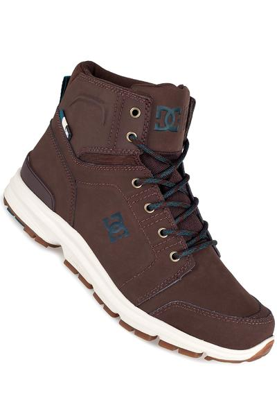 DC Torstein Leather Shoe (coffee)